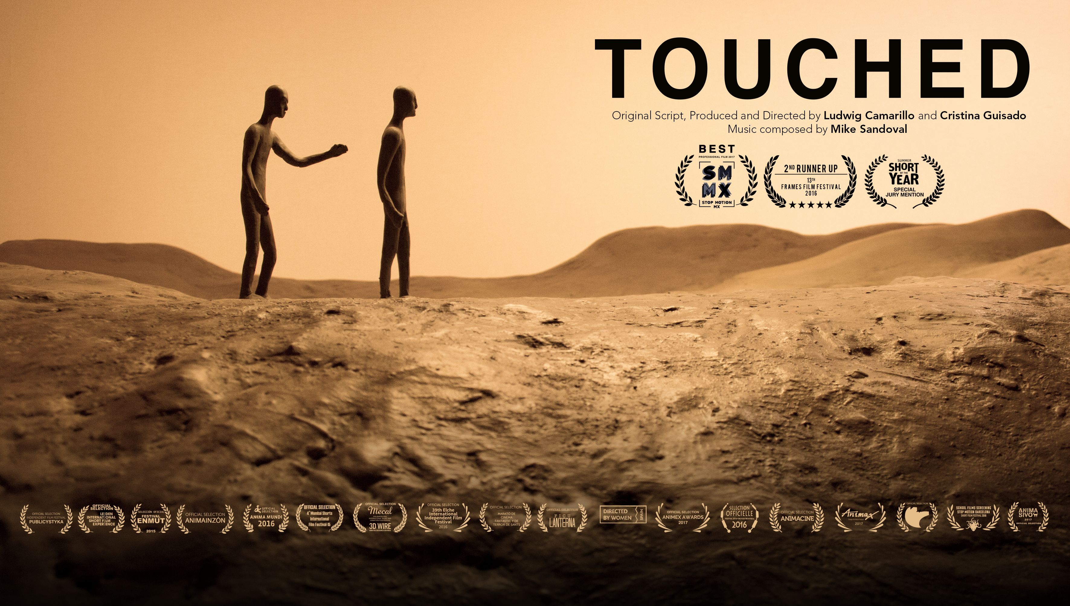 Trailer TOUCHED